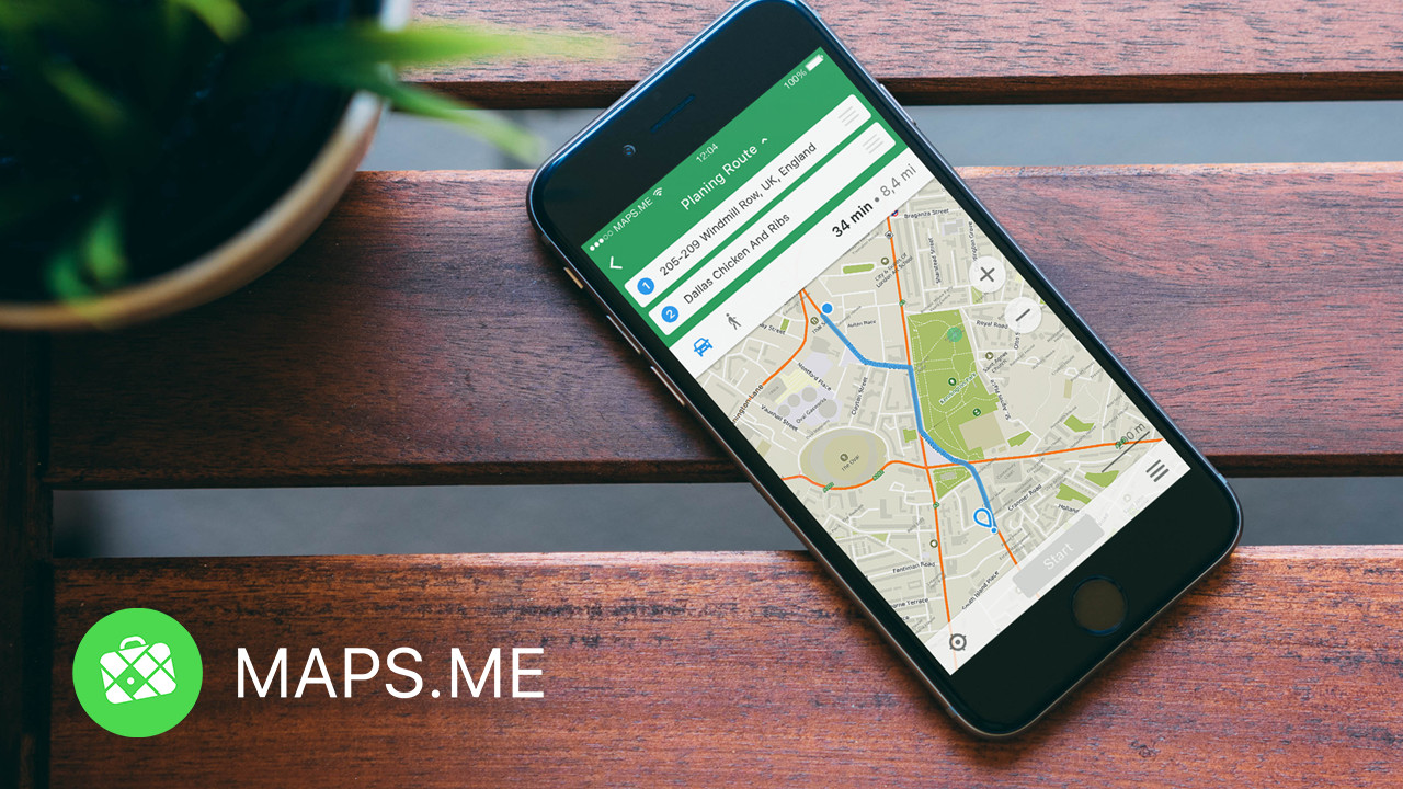 MAPS ME Apps Get New Smart Search – Mail ru Group